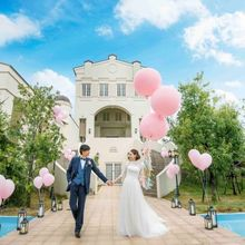 アットホームな結婚式を