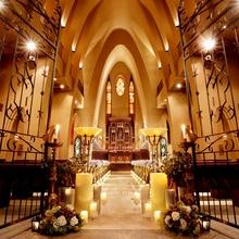 150年の歴史ある本格的大聖堂
