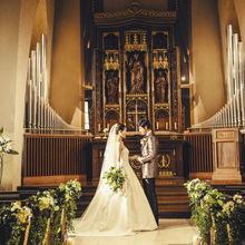 大聖堂挙式