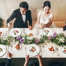 少人数での結婚式と会食