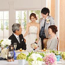 コンフェット鈴鹿平安閣は少人数結婚式もご対応致します!
