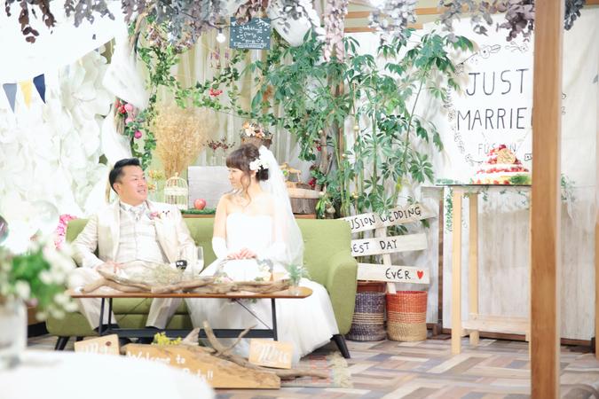 フュージョン ウエディング【FUSION wedding】の画像