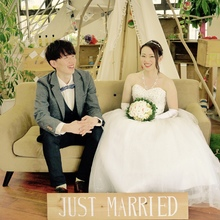 【平日限定お得プラン】フォトウェディングで写真だけの結婚式!