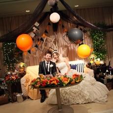 1日1組だからできるオリジナルな結婚式