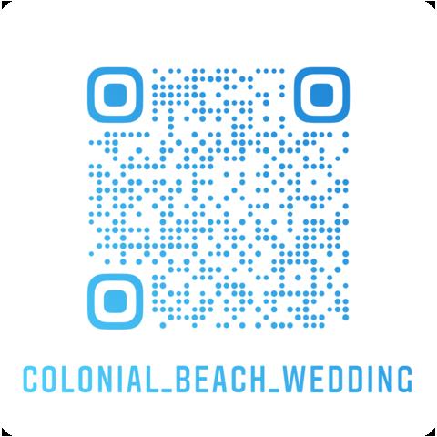 コロニアルビーチウェディング専用のアカウントです!パーティのお写真をご紹介♪皆さまのフォローお待ちしています★