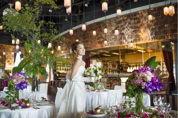 渋谷レストランウェディング【レガート】で結婚式・1.5次会♪