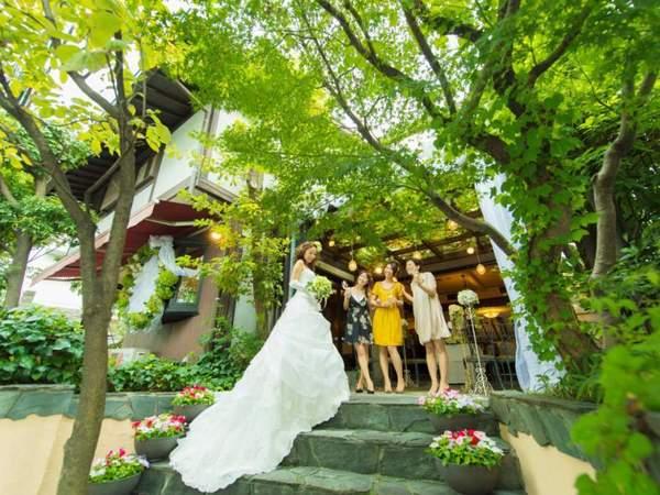 代官山・恵比寿の一軒家レストランウェディング「シェ・リュイ」