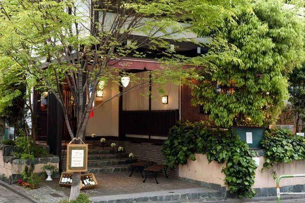 代官山の一軒家レストランウェディング会場「シェ・リュイ」
