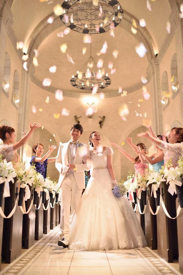 ホテルモントレ仙台 結婚式 チャペル