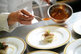 ホテルモントレ仙台 結婚式料理