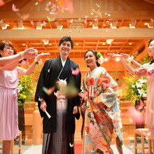 舞 神前式プラン ホテルモントレ仙台で結婚式 ぐるなびウエディング