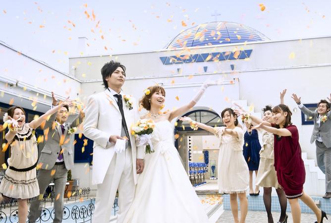仙台結婚式場 プライベートリゾートカリメーラ