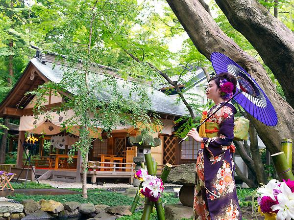 仙台 勝山館の画像
