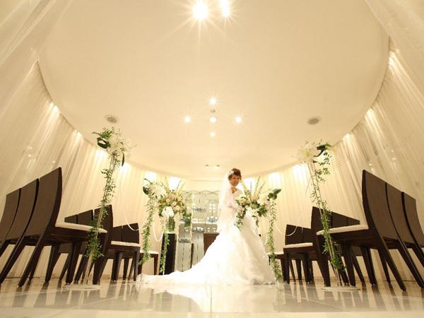 小さな結婚式仙台チャペルの画像