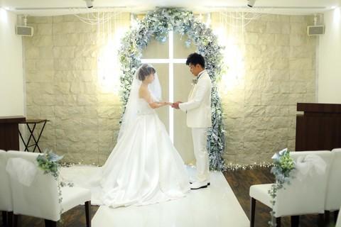 夫婦としての誓い