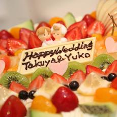 ウェディングケーキ」